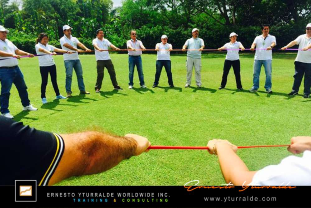 Team Building & Outdoor Training en España | Ernesto Yturralde Worldwide Inc.
